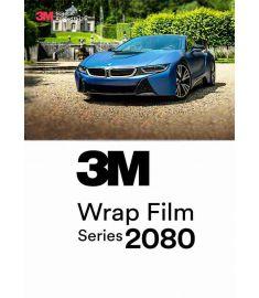 3M 2080 Metallic Matt