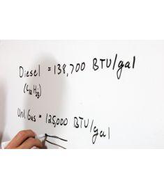 Aslan WB995 Whiteboard folie breedte 137cm