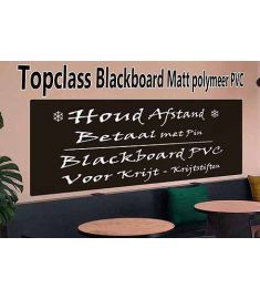 Topclass Blackboard breedte 152cm