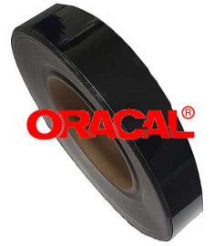 De-Chroming Tape Oracal Black Gloss breedte 5cm
