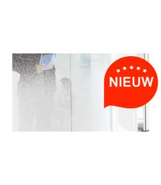 Reflectiv INT 110 White decreasing breedte 152cm
