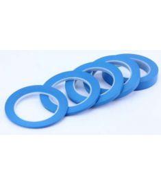 FOL303 Fineline Snijtape blauw 3mmx33m