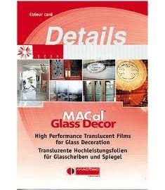 Mactac Glass Decor 798-serie breedte 123cm