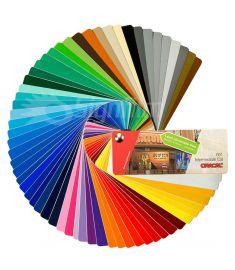 Oracal 651 kleurenwaaier