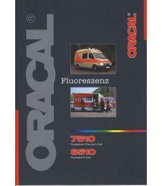 Oracal 6510 Fluor 63cm