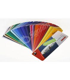 Oracal 751 kleurenwaaier