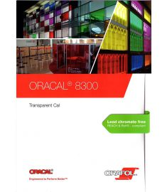 Oracal 8300 Transparent Cal serie 63cm