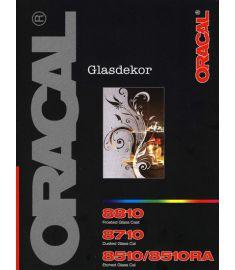 Oracal 8510-90 Zilver fijn breedte 152cm