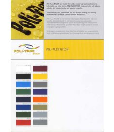 Poli-Flex Nylon Metallic