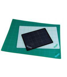 MAT4560-BL Securit 45x60cm zwart