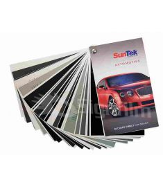 Suntek Automotive sample book